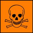 Знак - Токсично